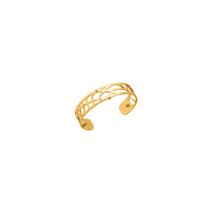 14mm gold plated Fougere bangle cuff 70284090100