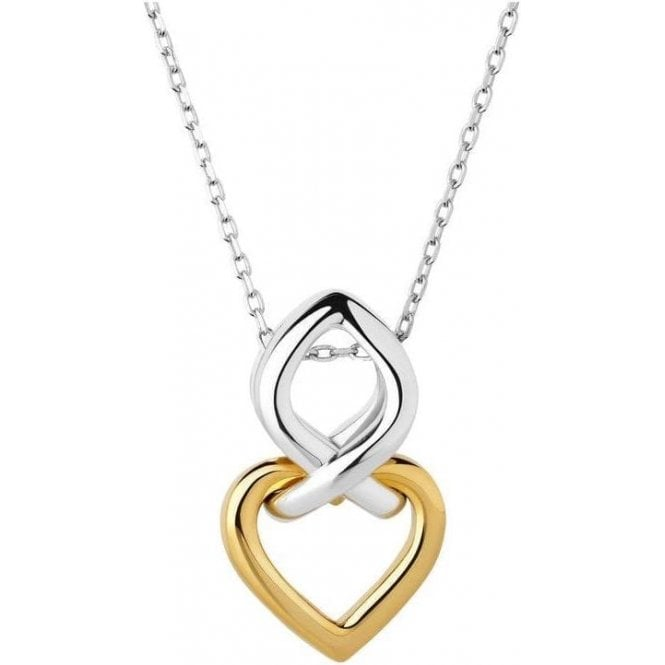 Links Of London 18K Yellow Gold Vermeil & Sterling Silver Infinite Love Necklace