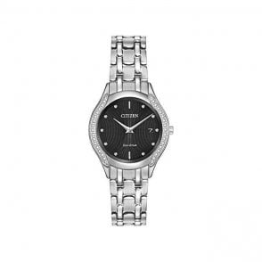 Citizen Ladies Silhouette Diamond Watch GA1060-57E