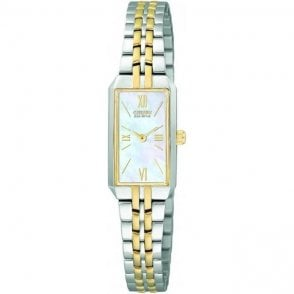 Citizen Ladies Two-Tone Eco Drive Watch