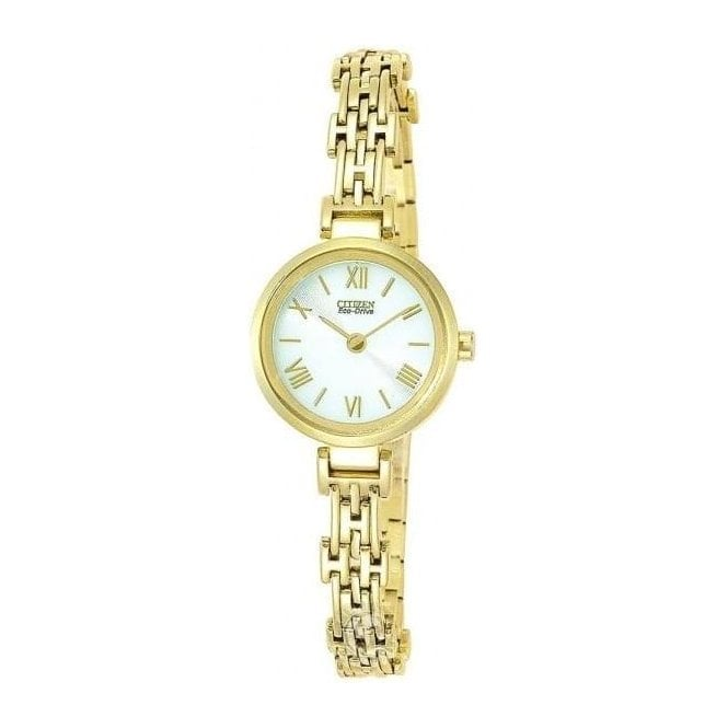 Citizen Watches Citizen Ladies Eco Drive Silhouette Watch EW8822 54A