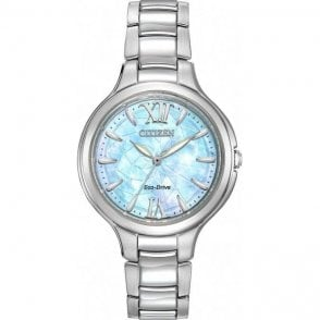 Citizen Ladies' Silhouette Eco-Drive Watch EP5990-50D