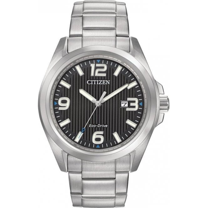 Citizen Watches Citizen Men's Stainless Steel Eco-Drive Watch AW1430-86E