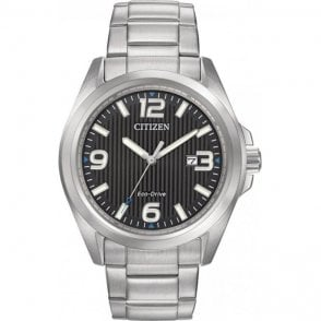 Citizen Men's Stainless Steel Eco-Drive Watch AW1430-86E