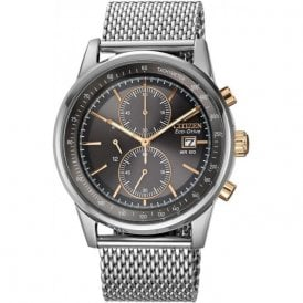 Gents Eco Drive Watch CA0336-52H
