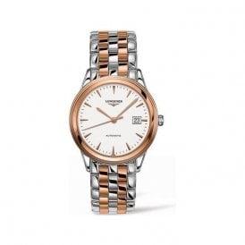 Gents automatic Flagship bracelet watch L48743927