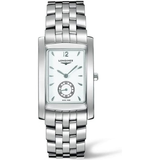 Longines Watches Gents DolceVita White Dial Watch