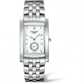 Gents DolceVita White Dial Watch