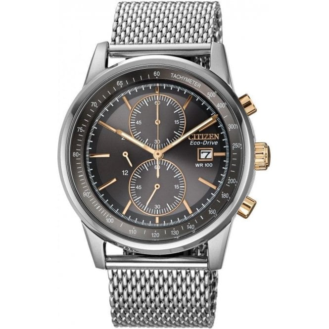 Citizen Watches Gents Eco Drive Watch CA0336-52H