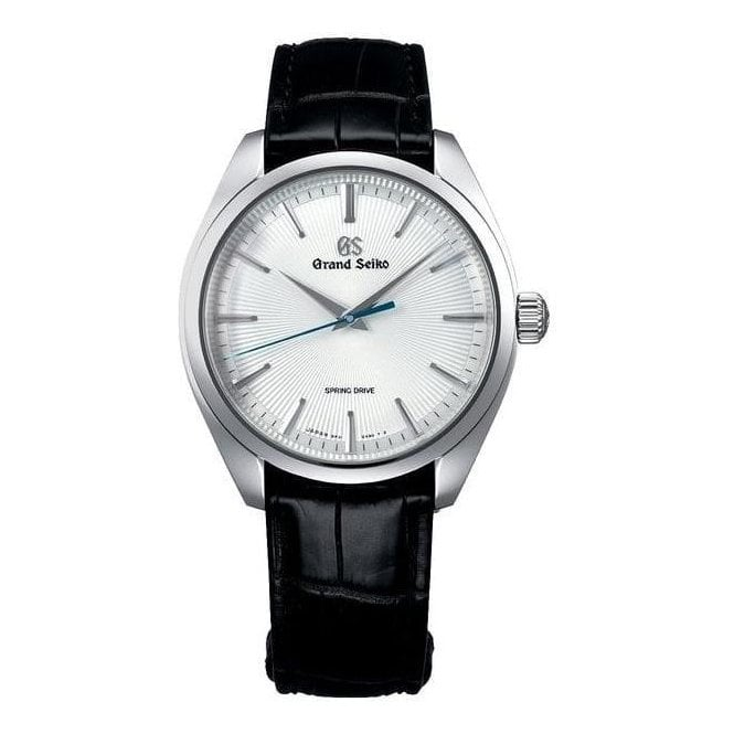 Grand Seiko Gents limited edition Grand Seiko Spring Drive strap watch