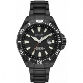 Gents Limited Edition Royal Marines Eco Drive