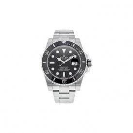 Gents pre owned Rolex Submariner Date bracelet watch.