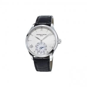 Gents stainless steel Classic Frederique Constant Connected