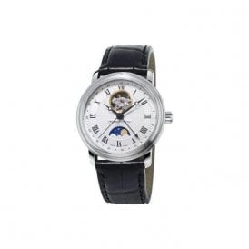 Gents stainless steel Frederique Constant moonphase automatic