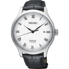 Gents stainless steel Seiko Pressage SRPC83J1
