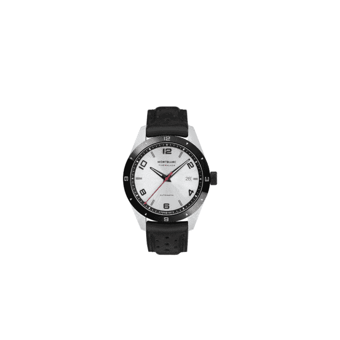 Montblanc Watches Gents steel Montblanc TimeWalker automatic,116058
