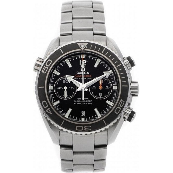 Omega Watches Gents steel Omega Professional Planet Ocean  automatic watch.
