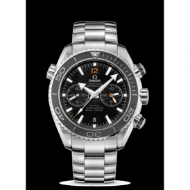 Gents steel Omega Seamaster Co-Axial Chronograph