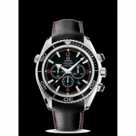 Gents steel Omega Seamaster Professional Chronograph 2910.51.82
