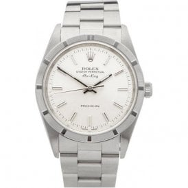 Gents steel Rolex Oyster Perpetual Air King 14010