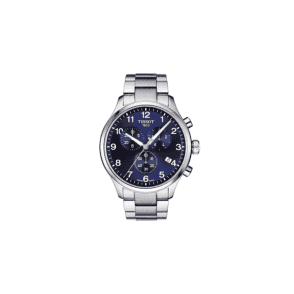 Gents steel Tissot T-Sport quartz chronograph T116 617 1104701