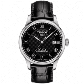Gents tissot automatic Le Locle bracelet watch T006 407 1605300