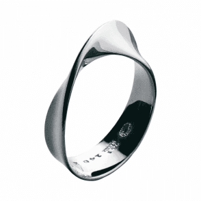Georg Jenson Moebius Ring