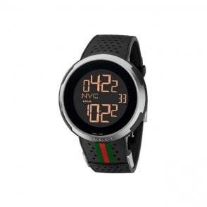Gucci Gents Digital Black watch YA114103