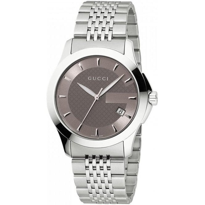 Gucci Watches Gucci Gents Timeless Stainless Watch YA126406