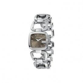 Gucci Ladies Steel G-Gucci Watch YA125507