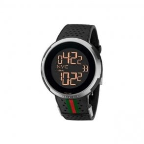 Gucci Gents Digital Black watch YA114103