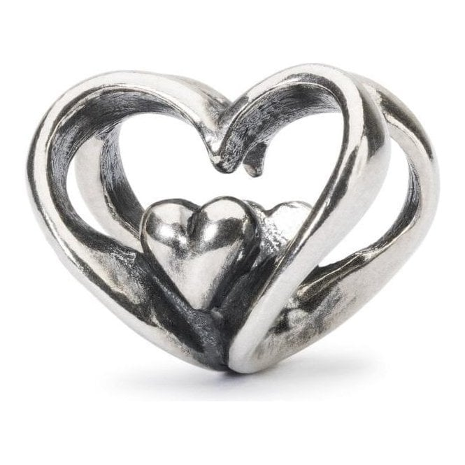 Trollbeads Heart to Heart Bead