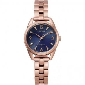 Ladies Citizen Silhouette Watch EM0688-78L