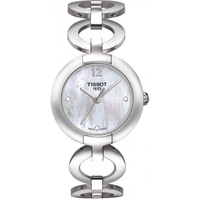 "Tissot Watches Ladies ""Pinky By Tissot"" Diamond Set Watch"