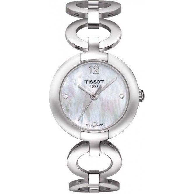 "Tissot Watches Ladies ""Pinky By Tissot"" Diamond Set Watch"