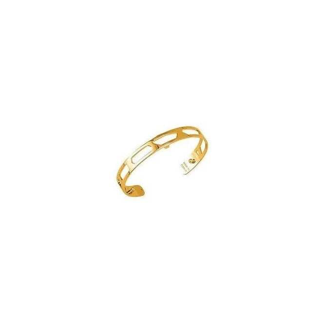Les Georgettes 8mm gold plated Girafe bangle cuff 70316870100