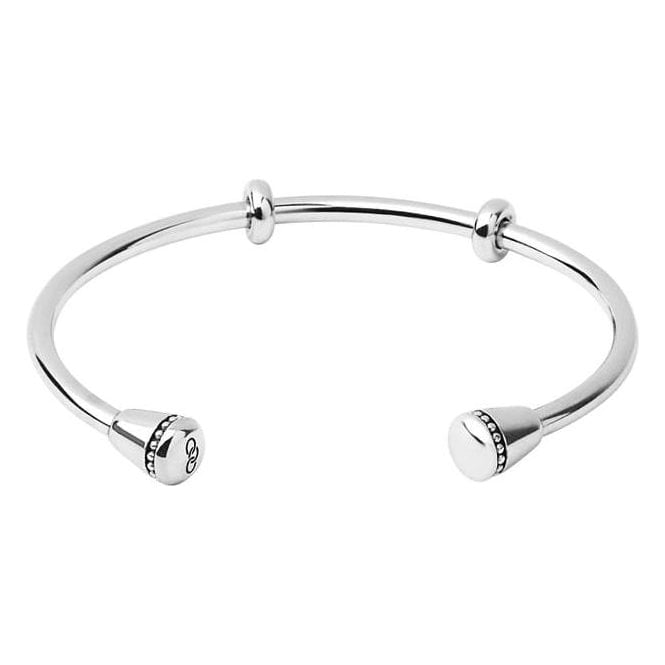 Links Of London Amulet sterling silver charm cuff 5010.3344