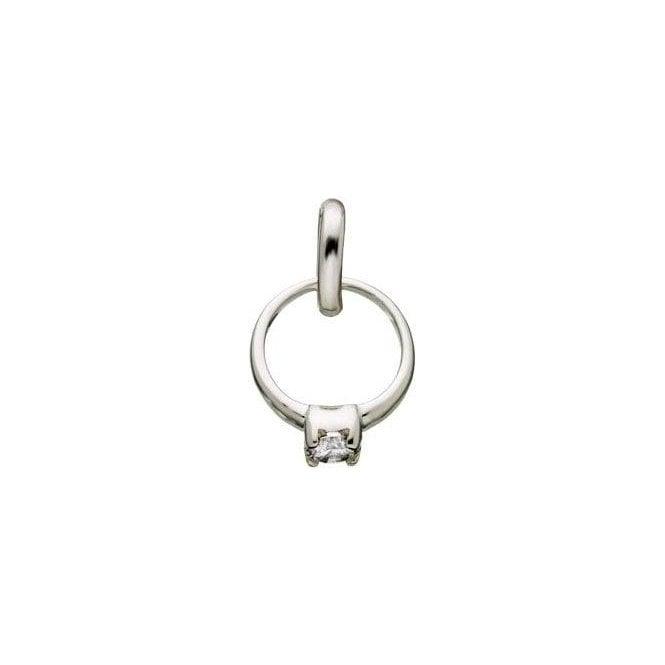 Links Of London Big Rock 'Diamond' Ring Charm 5030.0345