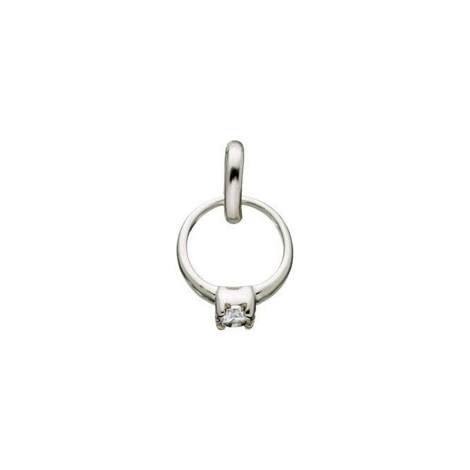 Links Of London Big Rock 'Diamond' Ring Charm