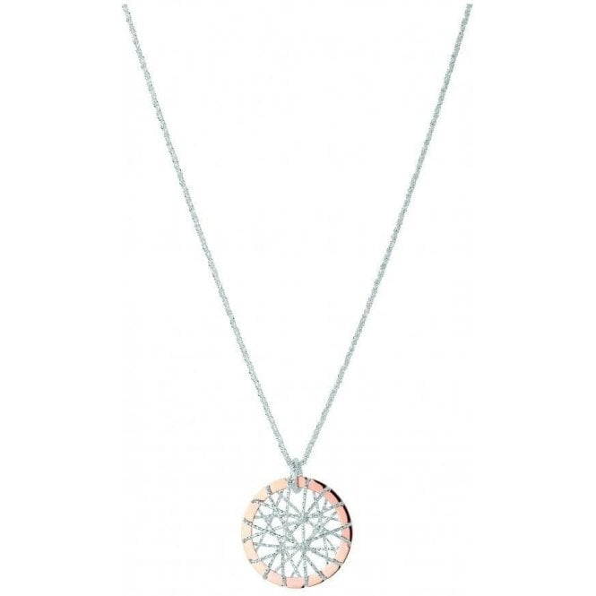 Links Of London Dream Catcher Bi-Metal Pendant