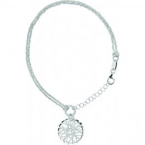 Links of London Dream Catcher Sterling Silver Bracelet 5010.2530