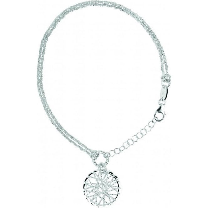 Links Of London Dream Catcher Sterling Silver Bracelet