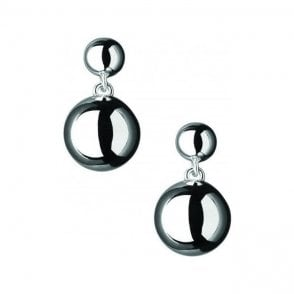 Links of London Effervescence Silver Drop Earrings