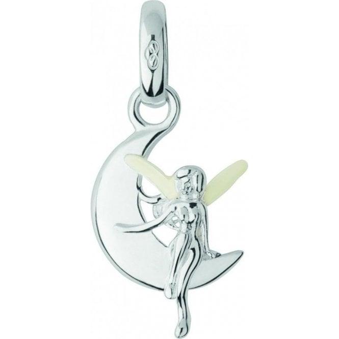 Links Of London Fairy Godmother Silver & Enamel Charm