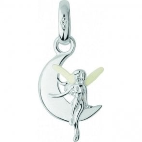 Links of London Fairy Godmother Silver & Enamel Charm