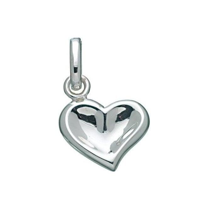 Links Of London Heart Thumbprint Charm