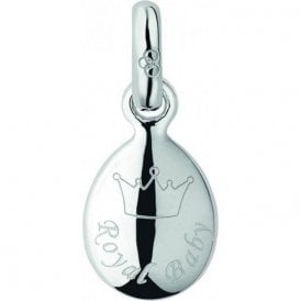 Links of London Hope Silver Royal Baby Charm 5030.1954