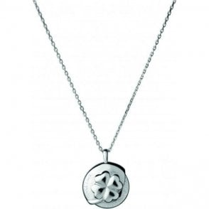 Links of London Secret Eclipse Good Luck Silver Pendant