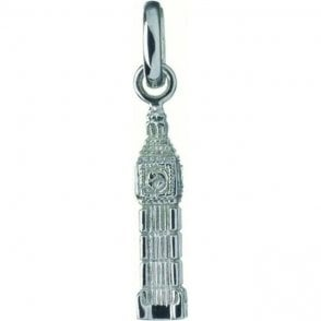 Links of London Silver Big Ben Charm