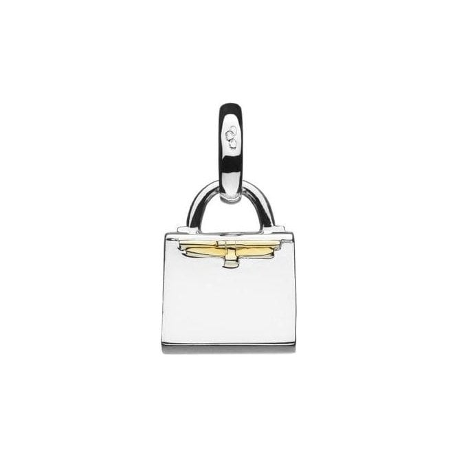 Links Of London Silver Tres Chic Bag 030.0407